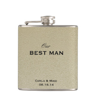 Best Man's Flask