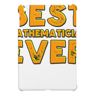 Best mathematician ever cover for the iPad mini