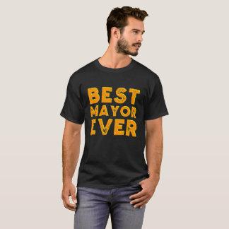 Best mayor ever shirt