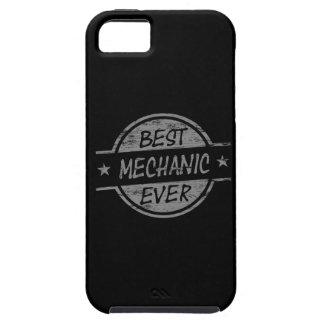 Best Mechanic Ever Gray iPhone 5 Cases