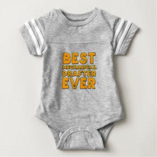 Best mechanical draftsman ever baby bodysuit