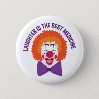 Best Medicine 2 Inch Round Button