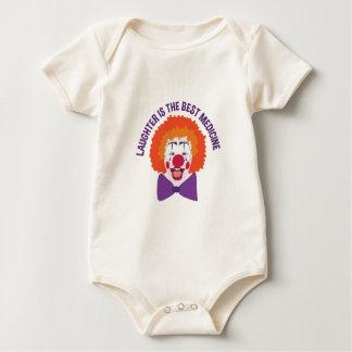 Best Medicine Baby Bodysuit