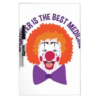 Best Medicine Dry Erase Board