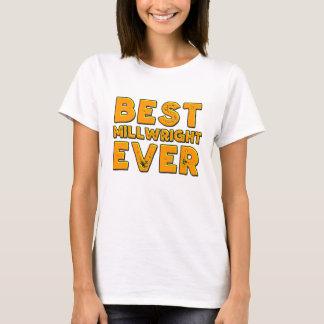 Best millwright ever T-Shirt