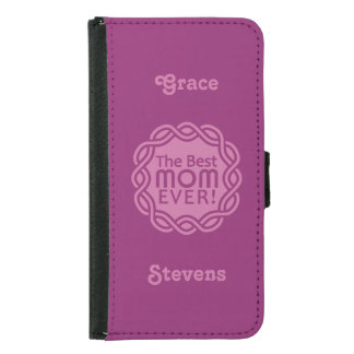 BEST MOM custom phone cases