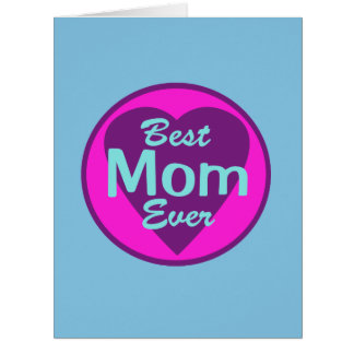 Best mom ever cards photocards invitations more for Best holiday cards ever