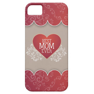 Best Mom Ever Mother's Day iPhone 5 Case