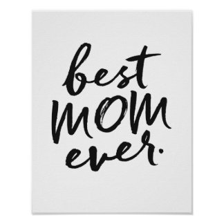 Best Mom Ever. Poster