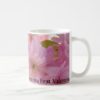 Best Mom Gift Mug First Valentine Blossoms Gifts