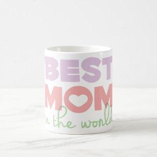 Best Mom in the World Mug