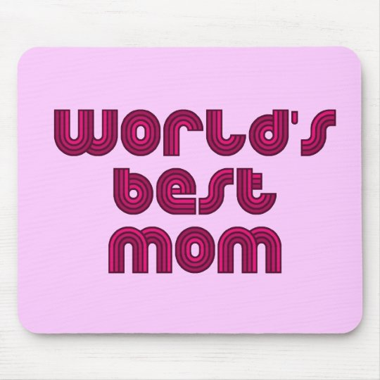 Best Mom Mouse Pad