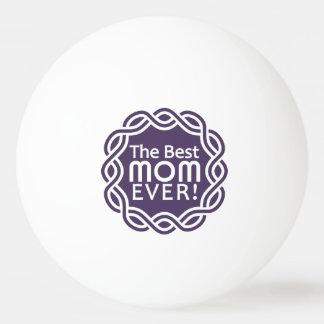 BEST MOM ping pong balls