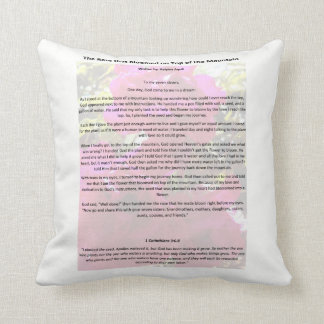 Best Mother's Day Accessory Throw Pillow