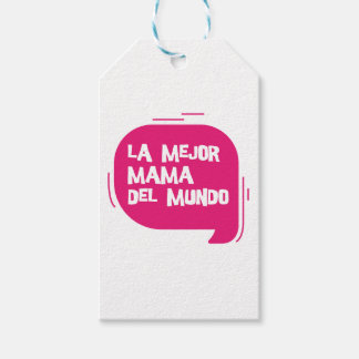 Best Mum Ever Gift Tags