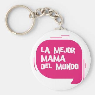 Best Mum Ever Keychain