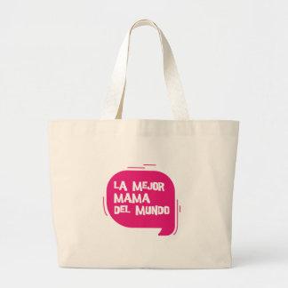 Best Mum Ever Large Tote Bag
