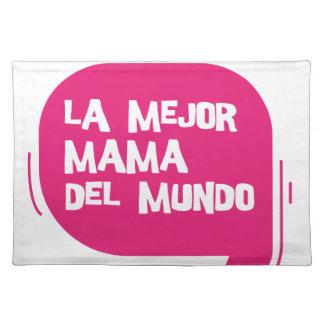 Best Mum Ever Placemat