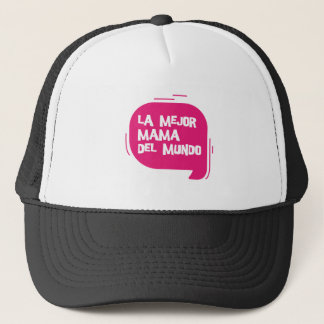 Best Mum Ever Trucker Hat