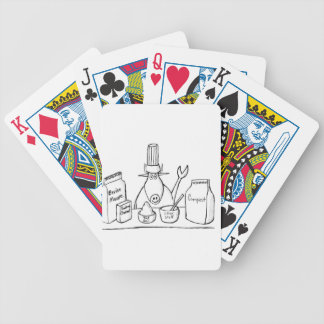 Best Must Read Organic Vegetable Garden Gardening Bicycle Playing Cards