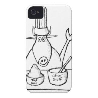 Best Must Read Organic Vegetable Garden Gardening Case-Mate iPhone 4 Case