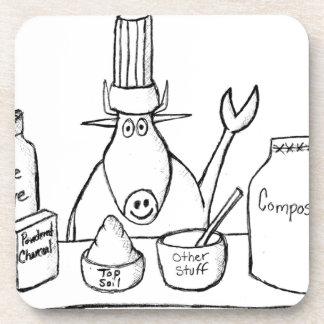 Best Must Read Organic Vegetable Garden Gardening Coaster
