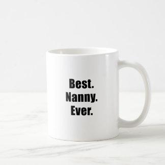 Best Nanny Ever Coffee Mug