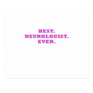 Best Neurologist Ever Postcard