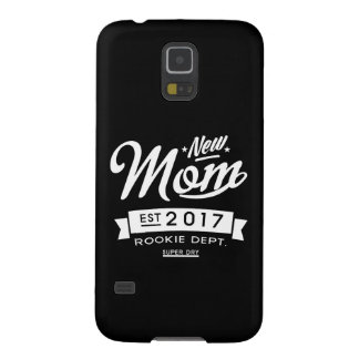 Best New Mom 2017 Dark Galaxy S5 Cases