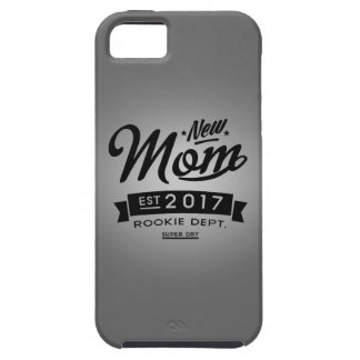 Best New Mom 2017 iPhone 5 Case