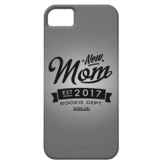 Best New Mom 2017 iPhone 5 Covers