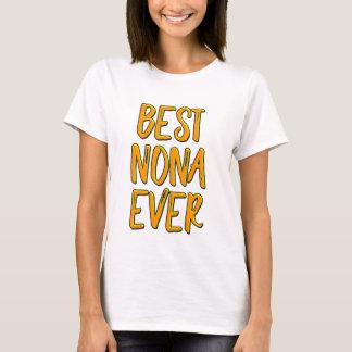 Best nona ever T-Shirt