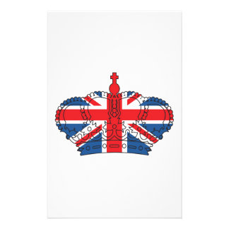 Best of British, Crown, Union Jack Stationery