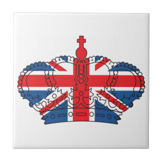 Best of British, Crown, Union Jack Tile