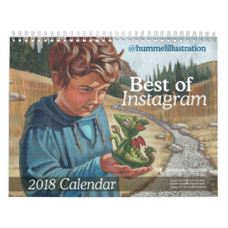 Best of Instagram 2018 Calendar