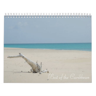 Best of the Caribbean Calendar
