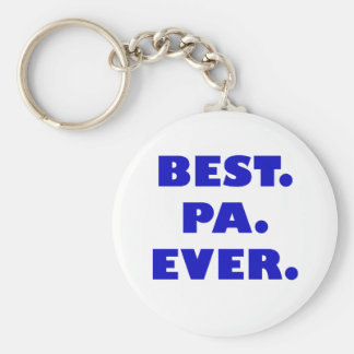 Best Pa Ever Keychain