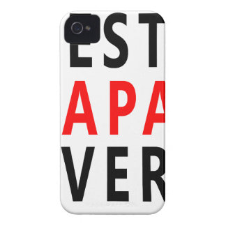 Best Papa Ever iPhone 4 Covers
