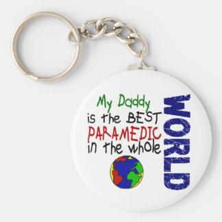 Best Paramedic In World 2 Daddy Keychains