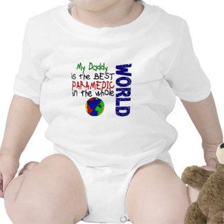 Best Paramedic In World 2 Daddy Tee Shirt