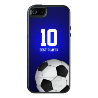 Best Player No Soccer   Football Sports Gift OtterBox iPhone 5/5s/SE Case