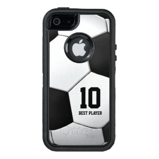 Best Player Soccer | Football Sports Gift OtterBox Defender iPhone Case