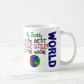 Best Police Officer In World 2 (Daddy) Coffee Mug