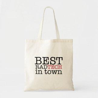 Best Rad Tech in Town Bag