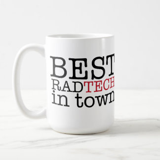Best Rad Tech in Town Mug