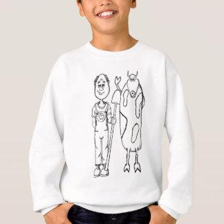 Best raised bed organic vegetable gardening bible sweatshirt