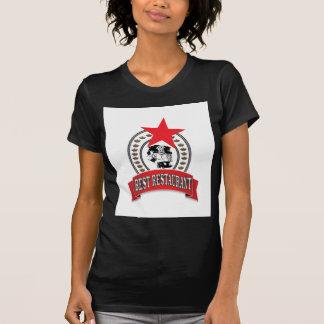 best red restaurant star T-Shirt