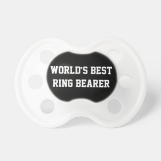 Best Ring Bearer Pacifier