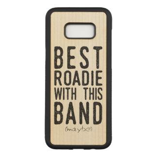 Best Roadie (maybe) (blk) Carved Samsung Galaxy S8+ Case