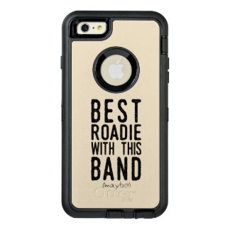 Best Roadie (maybe) (blk) OtterBox Defender iPhone Case